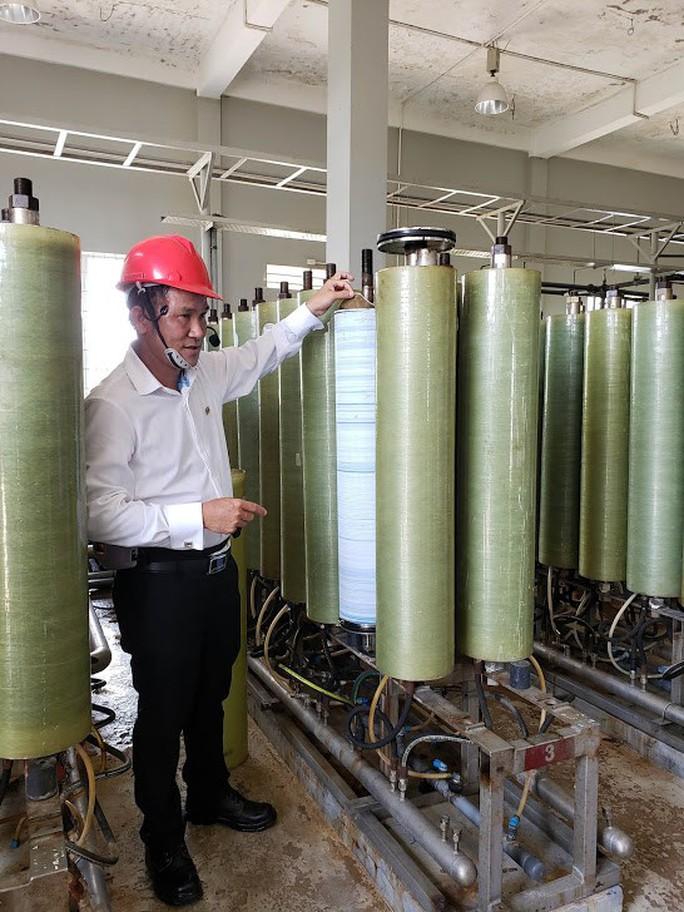 Ứng dụng công nghệ thẩm thấu ngược xử lý nước thải  - Ảnh 1.