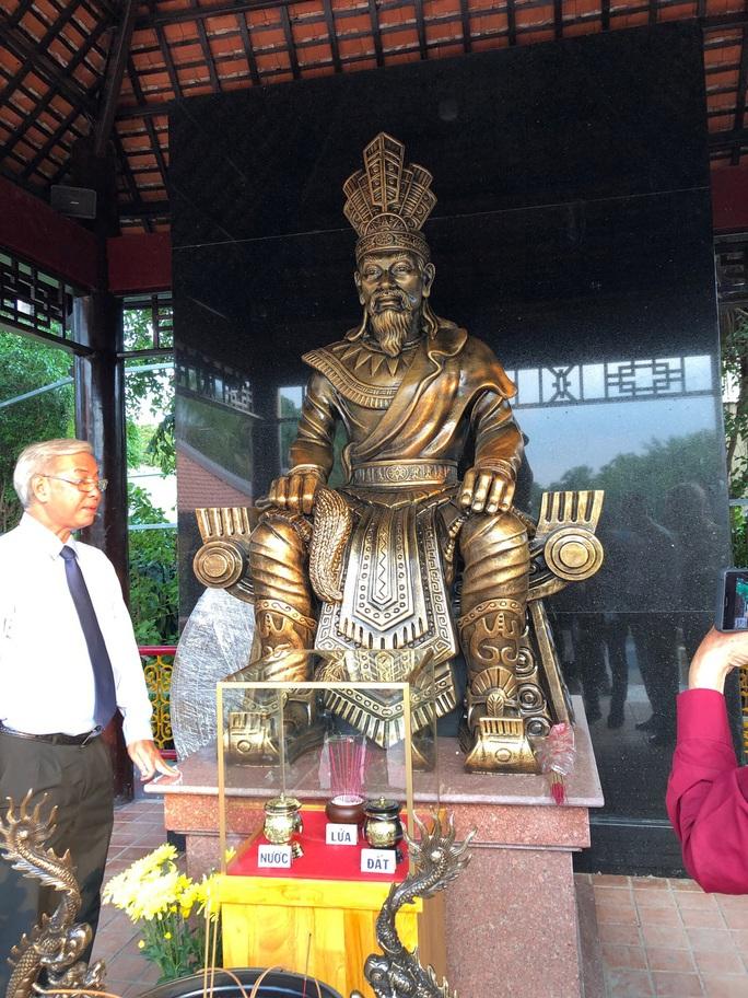 Ra mắt Quảng trường Hùng Vương tại Đầm Sen - Ảnh 3.