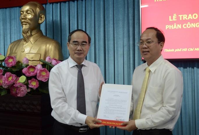 TP HCM: Bí thư quận 3 làm Trưởng ban Tổ chức Thành ủy TP - Ảnh 1.
