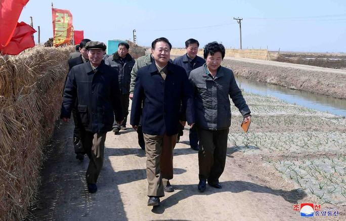 Triều Tiên bổ nhiệm tân thủ tướng và chủ tịch quốc hội - Ảnh 1.