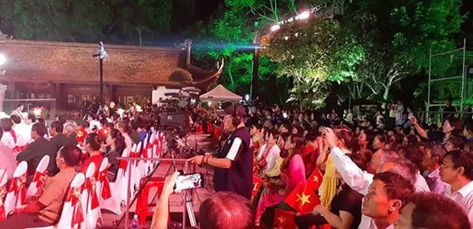 Cầu truyền hình 50 năm thực hiện Di chúc của Chủ tịch Hồ Chí Minh - Ảnh 6.