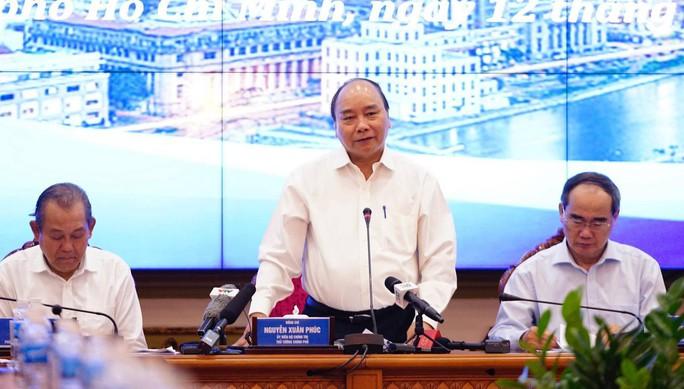 TP HCM kiến nghị Thủ tướng được chủ động giá đất, giải toả đền bù  - Ảnh 3.