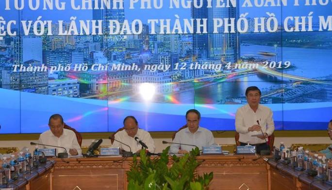 TP HCM kiến nghị Thủ tướng được chủ động giá đất, giải toả đền bù  - Ảnh 1.