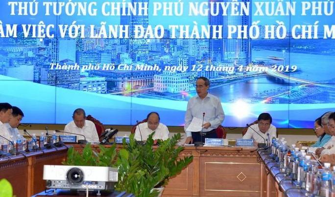TP HCM kiến nghị Thủ tướng được chủ động giá đất, giải toả đền bù  - Ảnh 2.