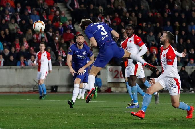 Tiền vệ ngựa chứng ghi bàn, Arsenal hạ gục Napoli tại Europa League - Ảnh 9.
