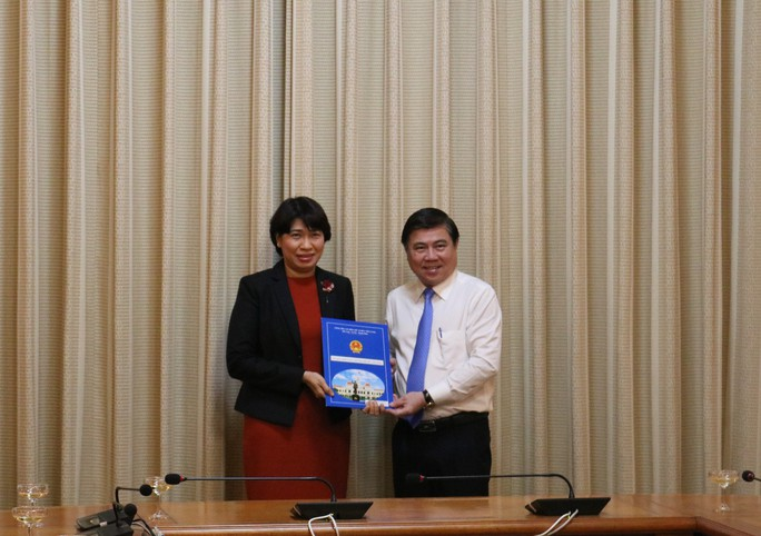 TP HCM bổ nhiệm Giám đốc Sở GTVT và Sở Kế hoạch - đầu tư - Ảnh 2.
