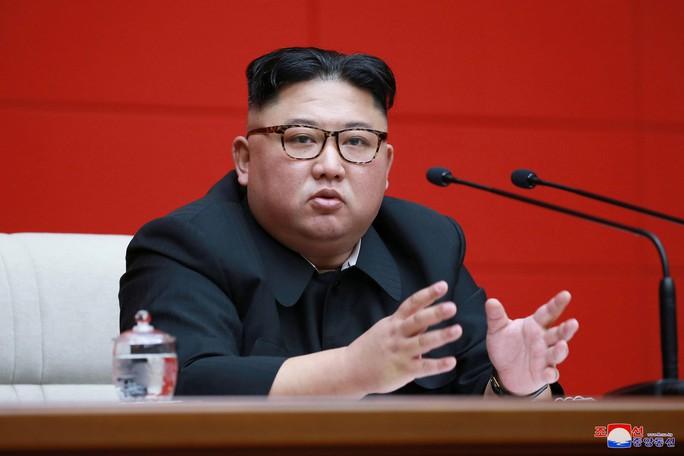 Ông Kim Jong-un xây chắc quyền lực - Ảnh 1.