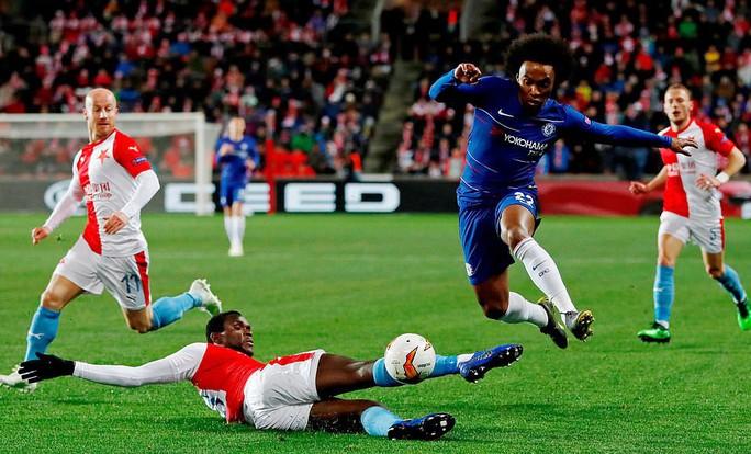 Tiền vệ ngựa chứng ghi bàn, Arsenal hạ gục Napoli tại Europa League - Ảnh 7.