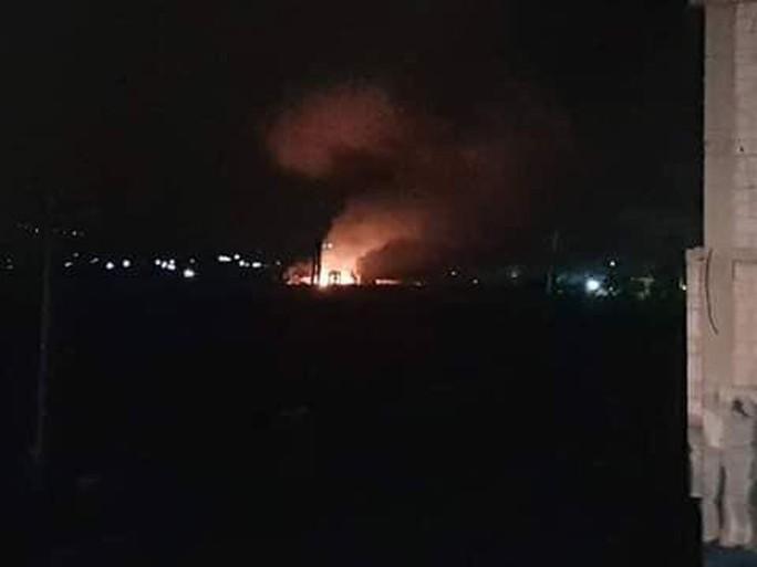 Chiến đấu cơ Israel oanh tạc Syria, tên lửa bị bắn hạ - Ảnh 2.