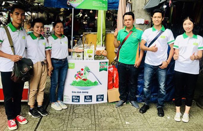 Nâng giá trị nông sản Việt - Ảnh 1.