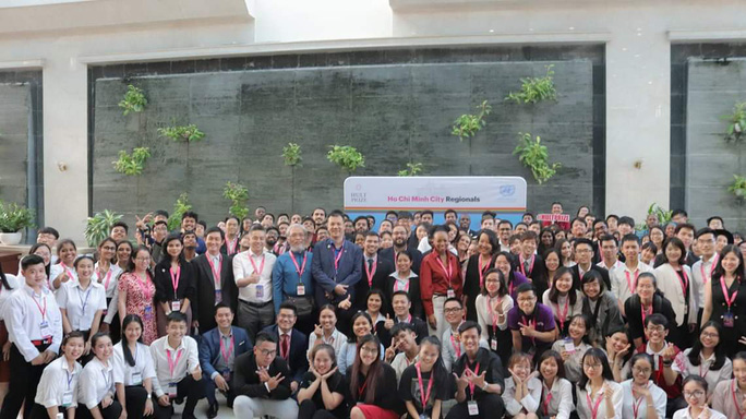 ĐH Duy Tân - Đại diện Việt Nam trong Top 7 HULT Prize khu vực Đông Nam Á 2019 - Ảnh 2.