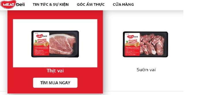 Masan ngừng cung cấp thịt heo vì tả heo châu Phi ở Hà Nam - Ảnh 1.
