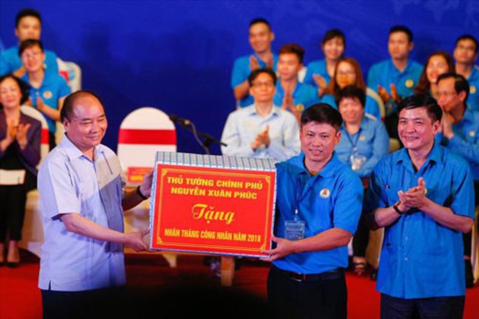 Thủ tướng Chính phủ sẽ gặp gỡ công nhân lao động kỹ thuật cao - Ảnh 1.