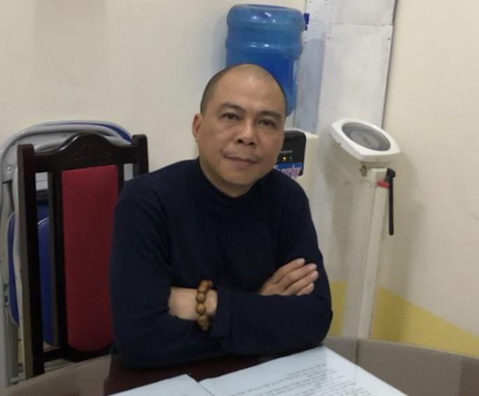 Ông Phạm Nhật Vũ bị bắt về tội Đưa hối lộ - Ảnh 1.