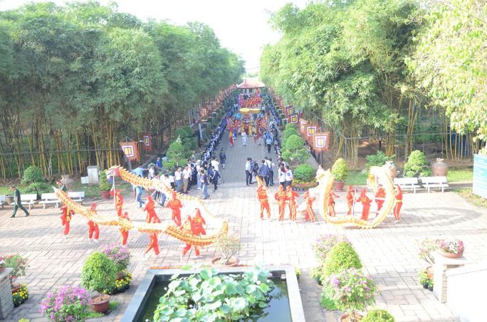 TP HCM long trọng tổ chức Giỗ tổ Hùng Vương - Ảnh 2.