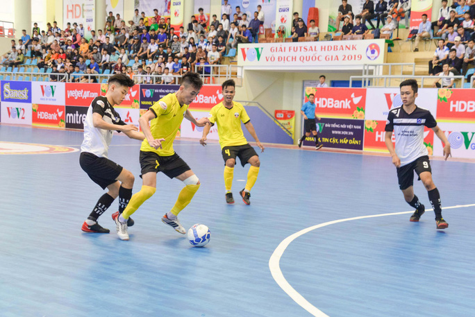 Điểm tựa Quả bóng vàng cho tân binh futsal Đà Nẵng - Ảnh 1.
