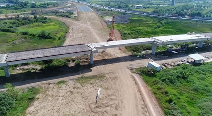 Cao tốc Trung Lương - Mỹ Thuận đã hết tắc - Ảnh 1.
