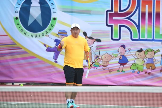 """Quyên góp 160 triệu đồng từ Giải Tennis từ thiện """"Kind is Kool"""" mở rộng - Ảnh 3."""