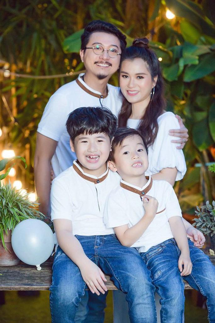 Bí quyết hạnh phúc của gia đình nghệ sĩ hài Lâm Vỹ Dạ - Ảnh 3.