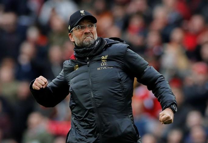 Klopp: Liverpool xóa tan bóng ma cú trượt chân của Gerrard sau đại thắng Chelsea - Ảnh 3.