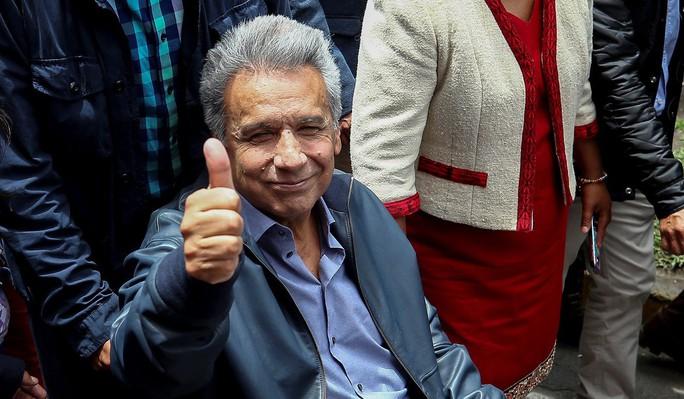 Tổng thống Ecuador: Nhà sáng lập WikiLeaks muốn biến đại sứ quán thành trung tâm gián điệp - Ảnh 1.