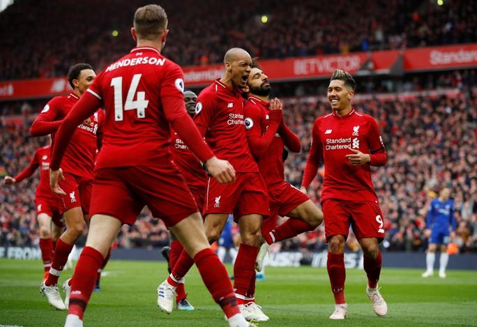 Klopp: Liverpool xóa tan bóng ma cú trượt chân của Gerrard sau đại thắng Chelsea - Ảnh 8.