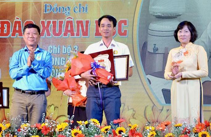 30.000 đoàn viên Công đoàn ưu tú được kết nạp Đảng - Ảnh 1.