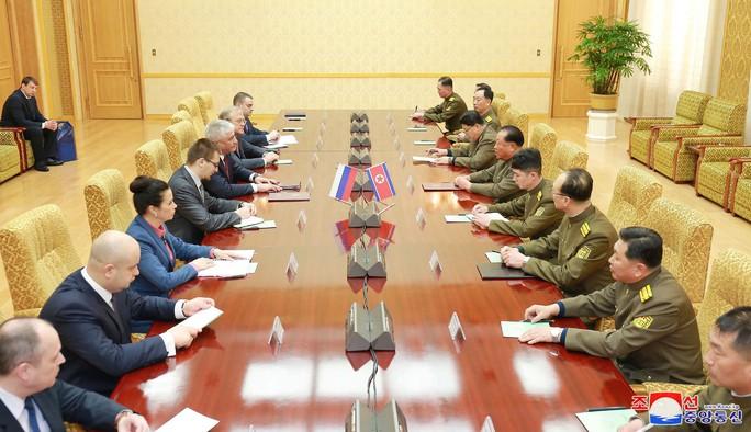 Sắp có Thượng đỉnh Triều Tiên - Nga? - Ảnh 1.