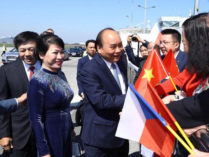 Tạo xung lực thúc đẩy hợp tác Việt Nam - CH Czech - Ảnh 1.