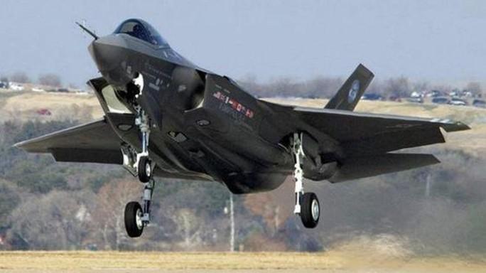 """Mỹ lần đầu đưa """"Tia chớp"""" F-35A tới chảo lửa Trung Đông - Ảnh 2."""