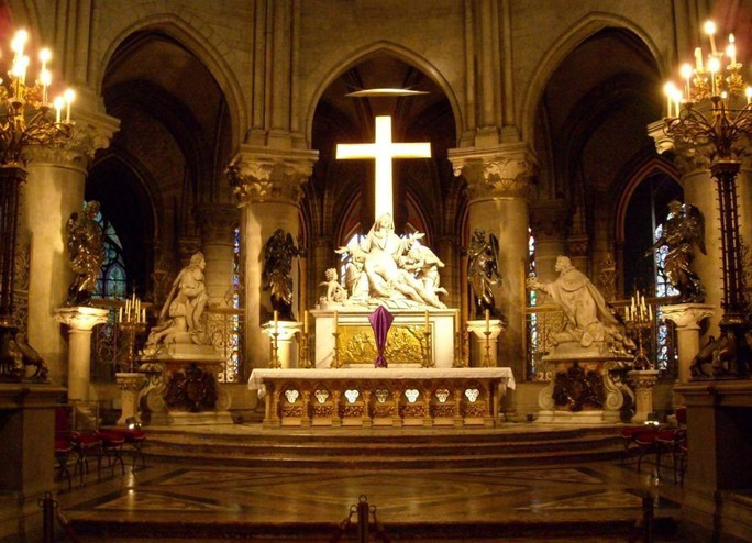 Những điều cần biết về Nhà thờ Đức Bà Paris - Ảnh 5.