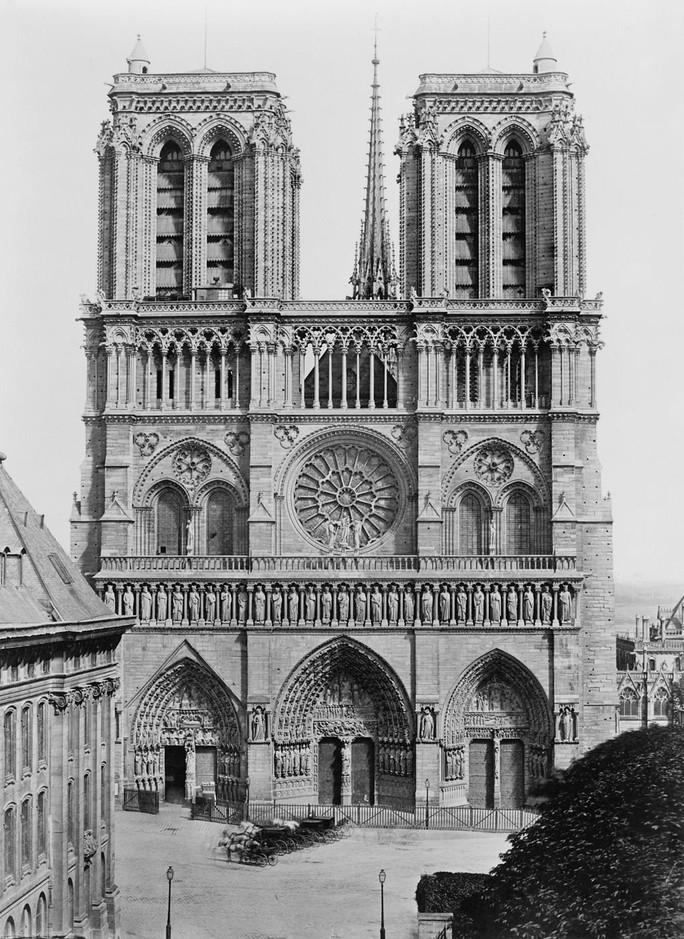 Những điều cần biết về Nhà thờ Đức Bà Paris - Ảnh 7.