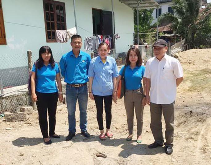 Khánh Hòa: Hỗ trợ công nhân nghèo an cư - Ảnh 1.