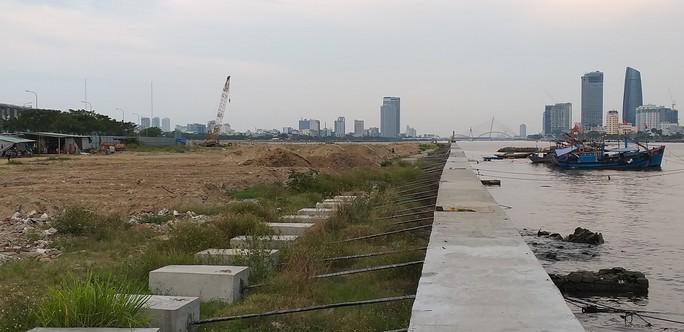 Sở Xây dựng Đà Nẵng lên tiếng về dự án Marina Complex trên sông Hàn - Ảnh 1.