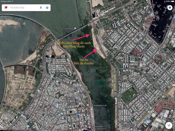 Sở Xây dựng Đà Nẵng lên tiếng về dự án Marina Complex trên sông Hàn - Ảnh 2.