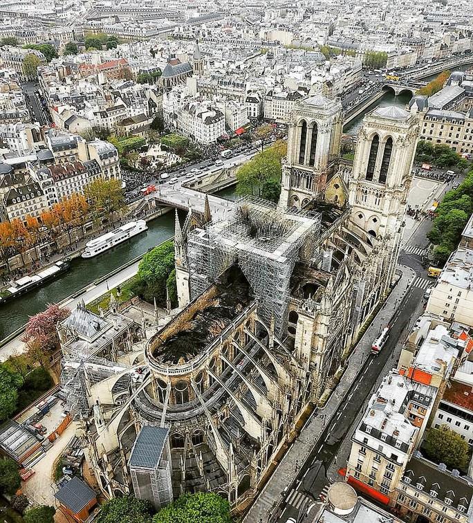 Mất mát không thể bù đắp khi Nhà thờ Đức Bà Paris bị cháy - Ảnh 4.