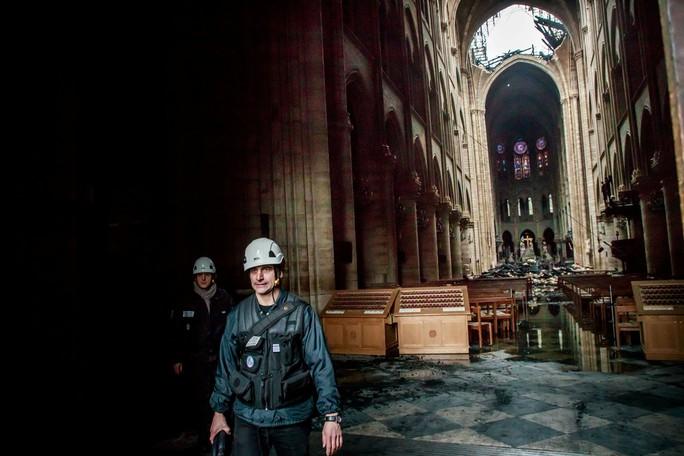 Mất mát không thể bù đắp khi Nhà thờ Đức Bà Paris bị cháy - Ảnh 6.