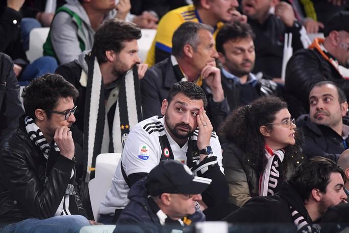 Địa chấn ở Turin, Juventus bị Ajax Amsterdam bắn hạ - Ảnh 6.