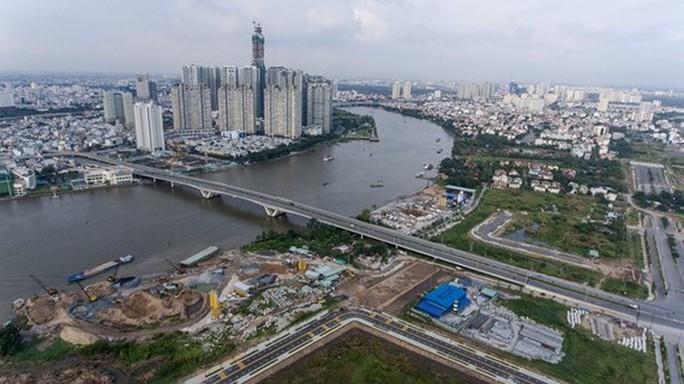 Chủ tịch UBND TP HCM ban hành kế hoạch xây dựng Khu đô thị sáng tạo phía Đông - Ảnh 1.