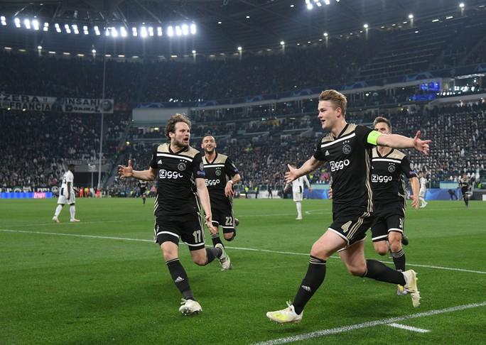 """""""Bom tấn"""" De Ligt chào sân Juventus nhờ luật thuế mới của Ý - Ảnh 5."""