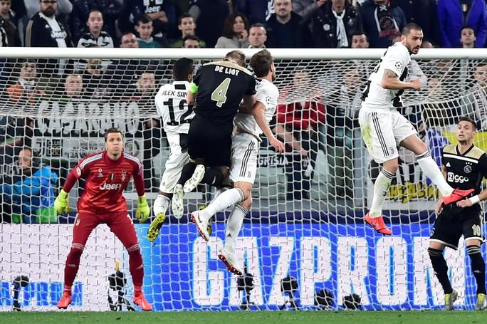 Địa chấn ở Turin, Juventus bị Ajax Amsterdam bắn hạ - Ảnh 5.