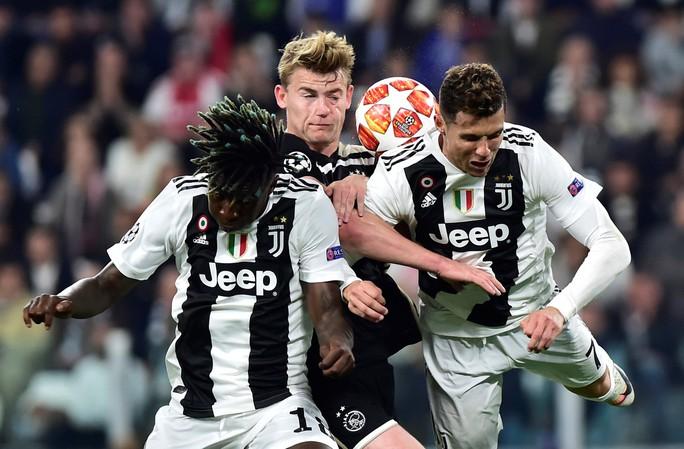 """""""Bom tấn"""" De Ligt chào sân Juventus nhờ luật thuế mới của Ý - Ảnh 4."""