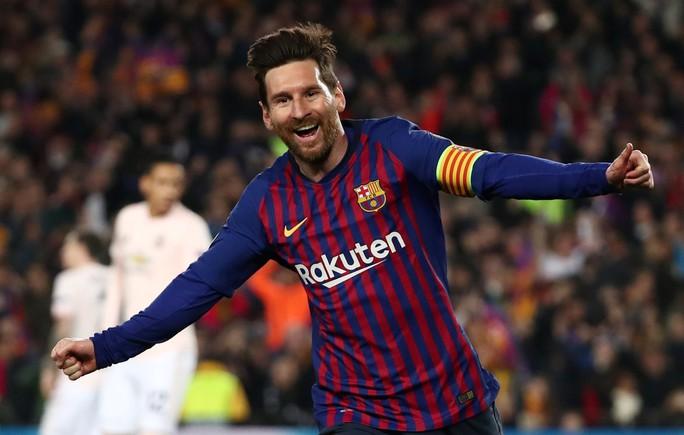 Messi tỏa sáng, Man United trắng tay Champions League - Ảnh 7.