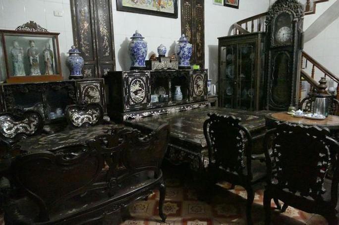Truy tìm lai lịch chiếc giường cổ giá bạc tỉ ở Nam Định - Ảnh 6.