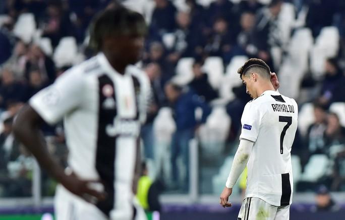 Địa chấn ở Turin, Juventus bị Ajax Amsterdam bắn hạ - Ảnh 7.
