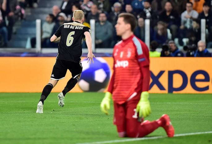 Địa chấn ở Turin, Juventus bị Ajax Amsterdam bắn hạ - Ảnh 4.