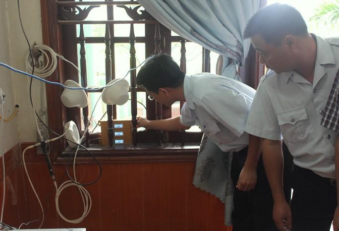 Phát hiện nhóm 11 người Trung Quốc gây nhiễu mạng di động ở TP Móng Cái - Ảnh 1.