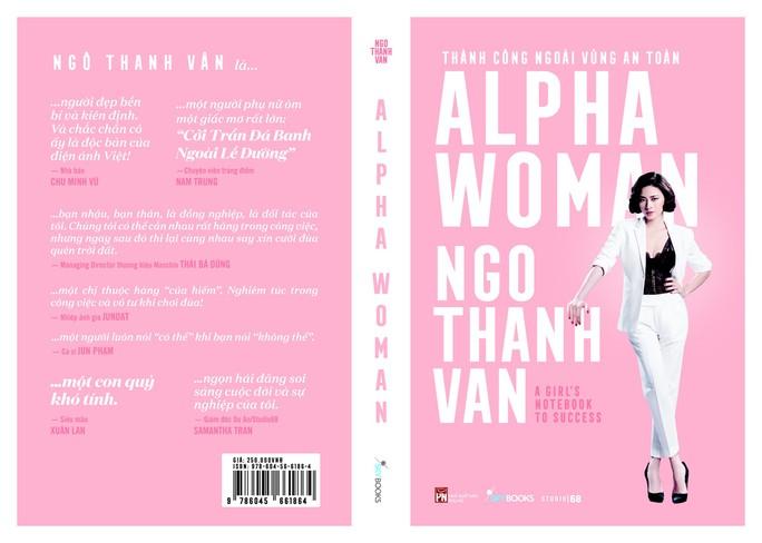 Ngô Thanh Vân viết cẩm nang cho bạn gái - Ảnh 2.