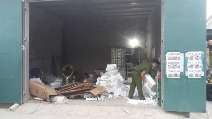 Vụ bắt giữ gần 1 tấn ma túy đá: Mở rộng điều tra bắt thêm một đối tượng liên quan - Ảnh 2.