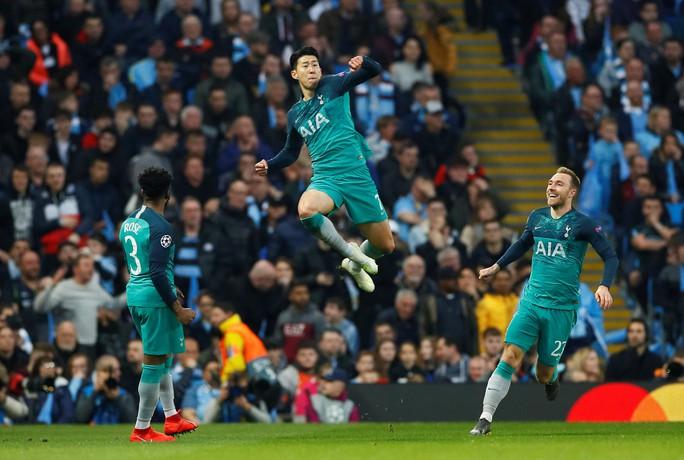 Tottenham bùng nổ đêm Champions League - Ảnh 1.